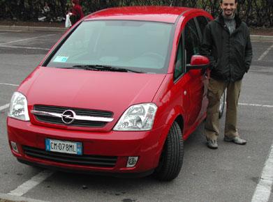 Auto nuova