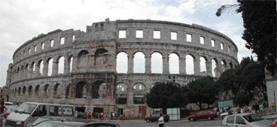 Anfiteatro Pula