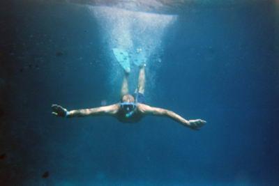 Un giro sott'acqua