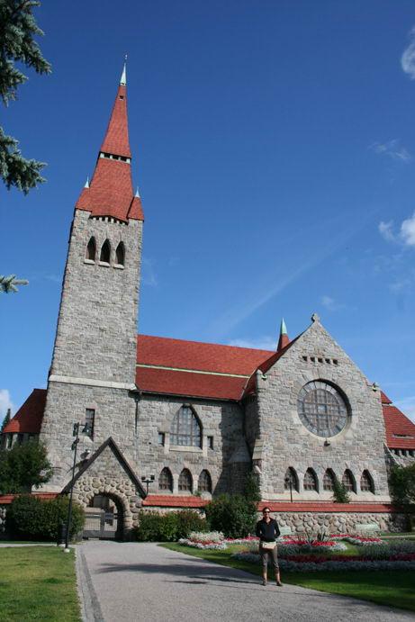 La cattedrale di Tampere