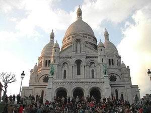 Montmartre - Sacro Cuore