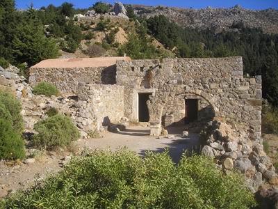 Il Monastero di Pili
