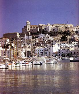 Ibiza by day
