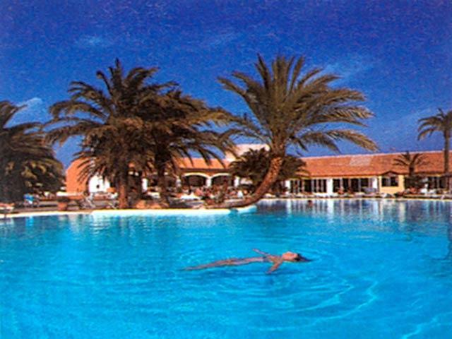 La piscina del Club Paradise