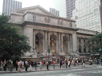 NY Public Library (Fifth Avenue)