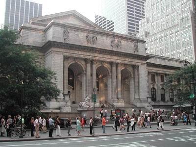 NY Public Library (Fifth Avenue)