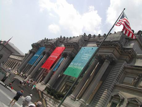 Metropolitan Museum(5th Avenue)