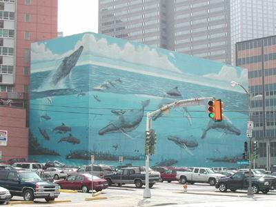 Balene a Dallas