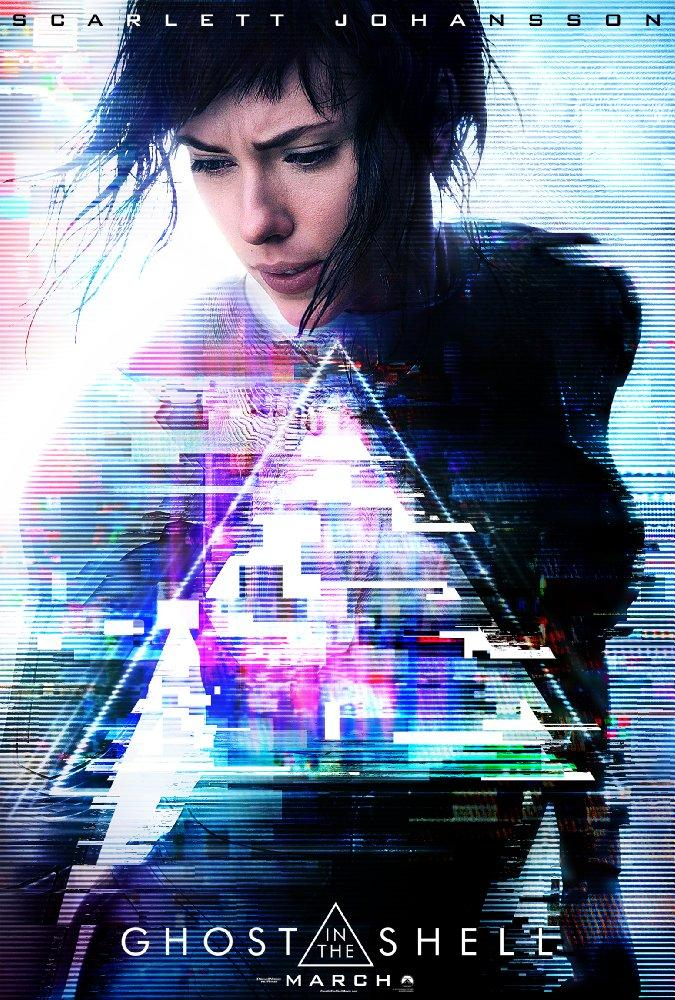 Recensione Film: Ghost in the shell