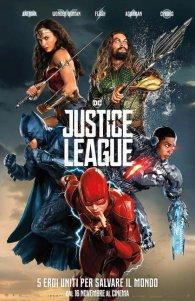 Recensione Film: Justice League